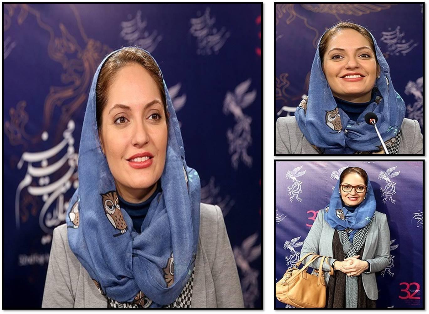 عکس های نشست خبری فیلم بیگانه با حضور مهناز افشار