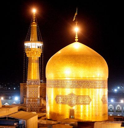 داستان نماز امام رضا(ع)