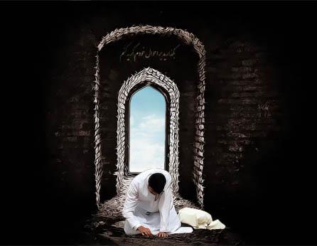 شعر های نماز