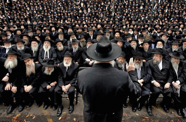 جايگاه نماز در آئين يهود