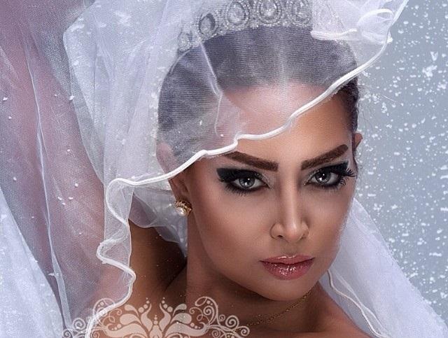 آرايش و میکاپ جدید عروس سال ٢٠١٥