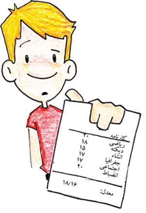 عملکرد دانش آموزان