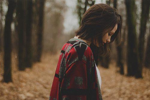 احساسات یک دختر