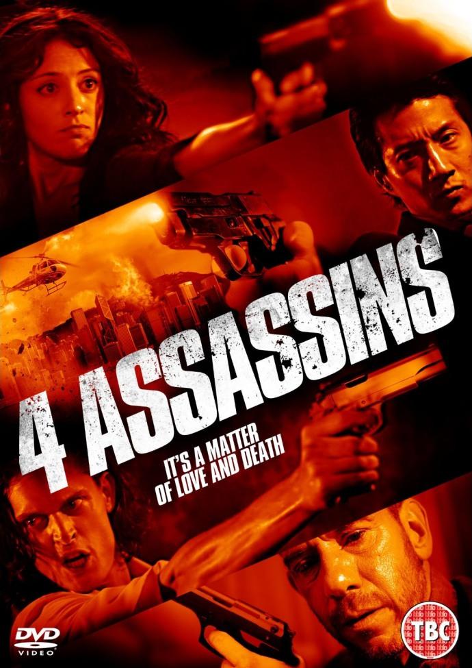 دانلود فیلم Four Assassins 2013