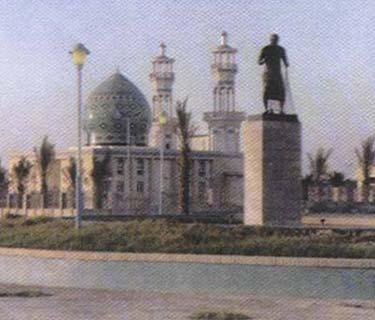 بناهای تاریخی ابوموسی