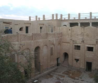 بناهای تاریخی بندر لنگه