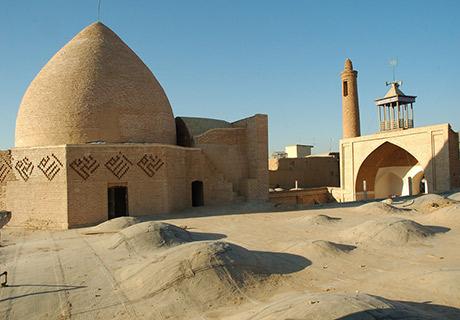 بناهای تاریخی شهرضا