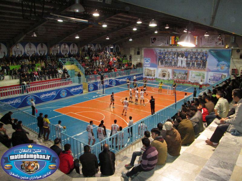 نتایج کامل بازی های دور نهایی زیر گروه لیگ والیبال کشور (روزسوم)