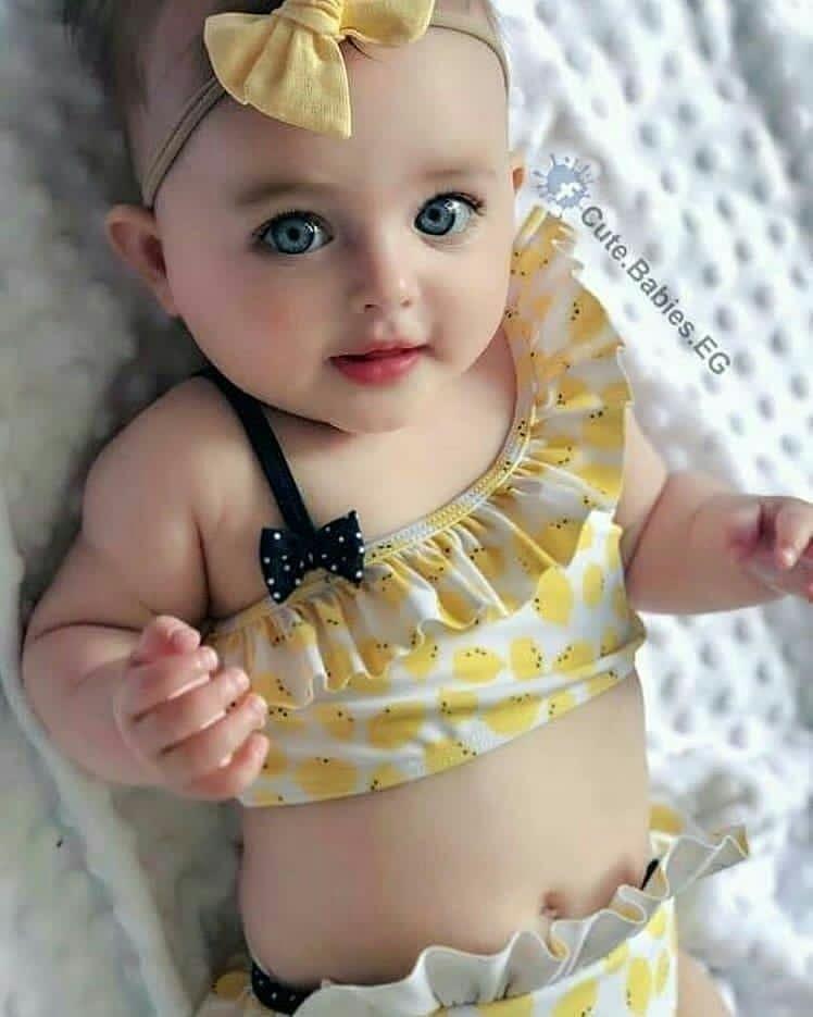 عکس زیبا از کودکان بانمک