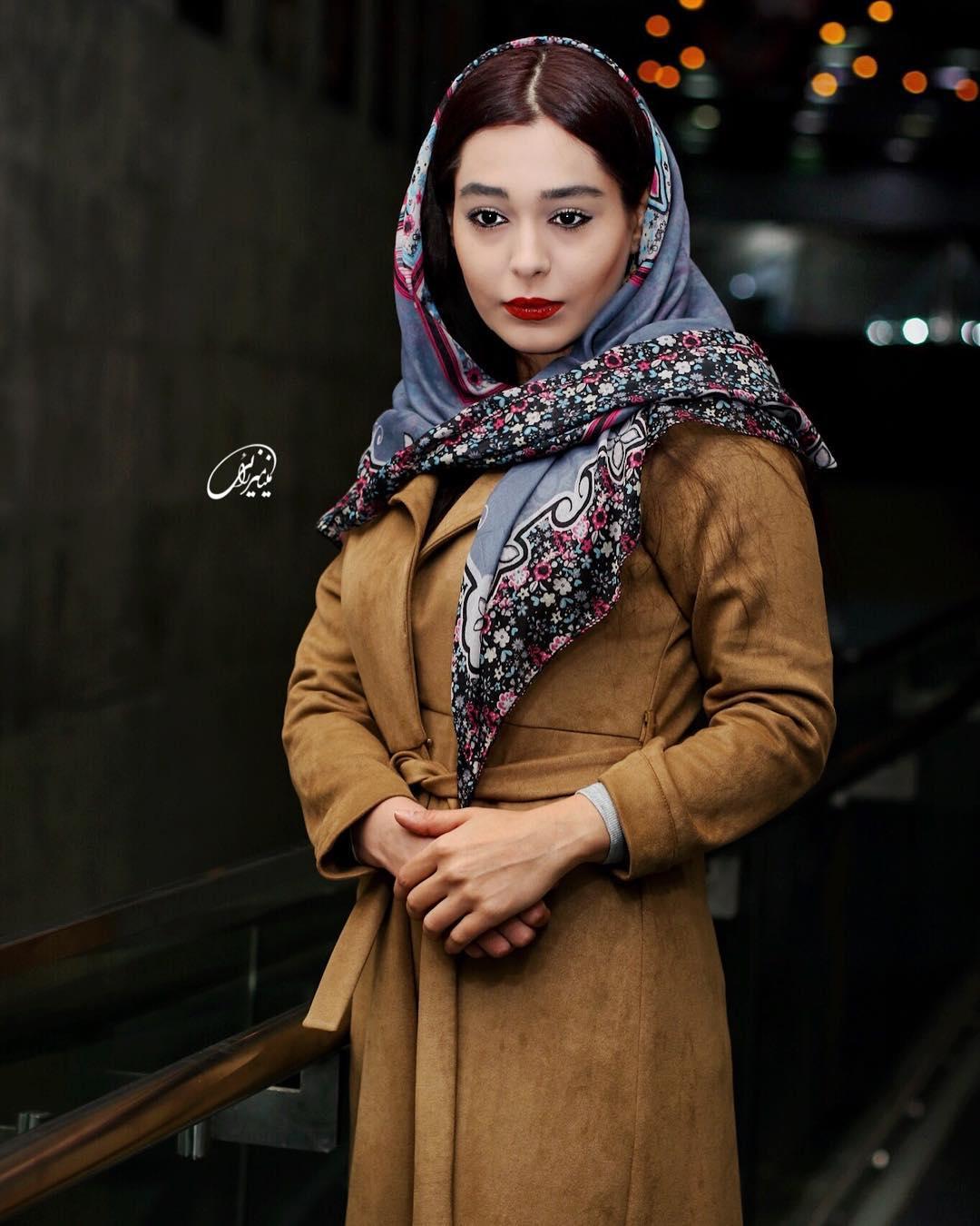 عکس سانيا سالاري در اکران فيلم بدون تاريخ بدون امضا