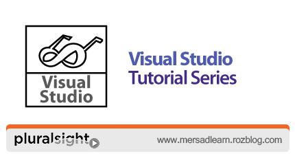 دانلود Pluralsight Visual Studio Tutorial Series - دوره های آموزشی ویژوال استودیو
