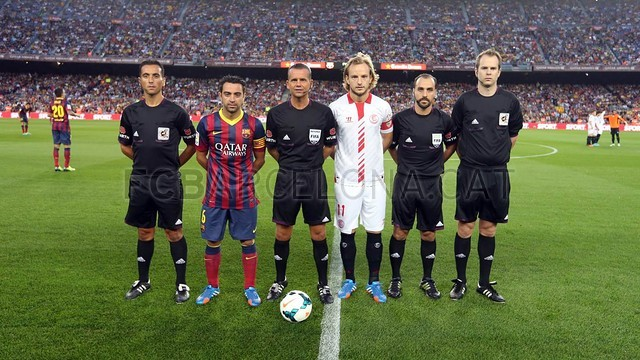 گزارش تصویری : بارسلونا3 - 2 سویا