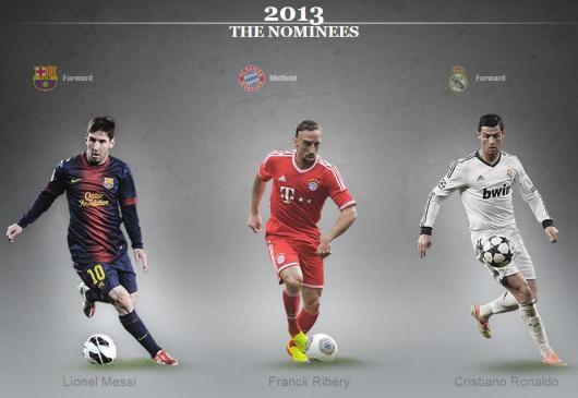 دانلود کلیپ مقایسه نامزد های بهترین بازیکن سال اروپا ۲۰۱۳-۲۰۱۲
