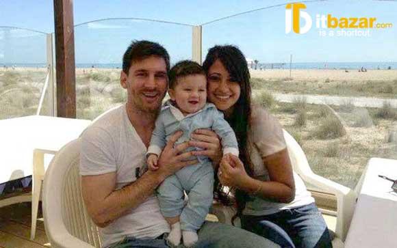 مسی و خانواده(1)