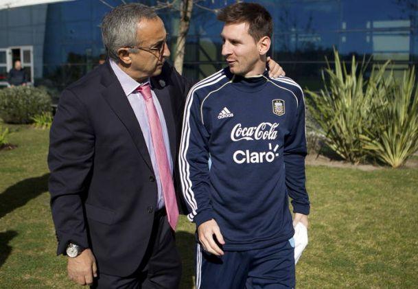 مسی در حال حاضر در آرژانتین-اختصاصی آبی اناری ها