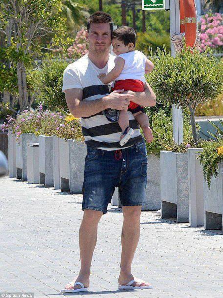 مسی و پسرش(2)