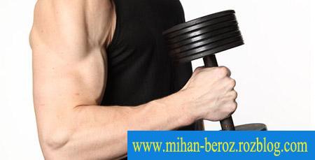 نکات مهم در عضله سازی مردان لاغر اندام در ورزش بدنسازی