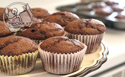آموزش درست کردن کیک شکلاتی با مایکروفر