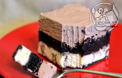 آموزش درست کردن مواد کیک شکلاتی ویکتوریا