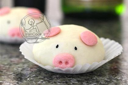 آموزش درست کردن پیراشکی گوشت عروسکی