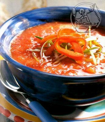 آموزش درست کردن سوپ رژِیمی چربی سوز