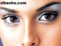 برای زیبا جلوه دادن رنگ چشم هایتان باید چکار کنید ؟