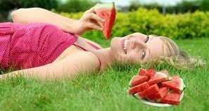 هندوانه در خدمت زیبایی