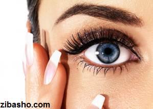 آموزش درمان کبودی زیر چشم