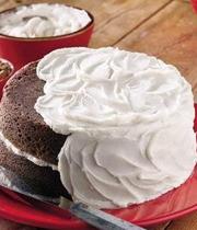 کیک شکلات و عسل