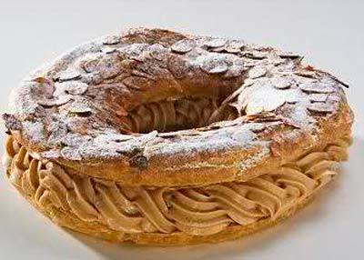 طرز پخت شیرینی پاری برست کوچک