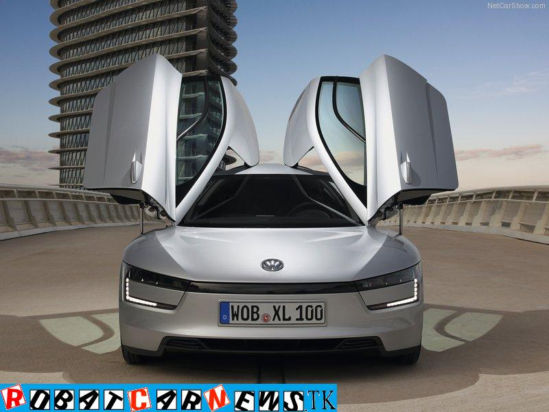Volkswagen XL1--فولکس