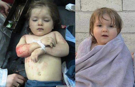 سازمان های بین المللی کجا هستند تا کودکان را نجات دهیم