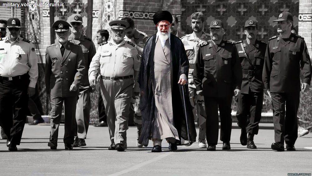 والپیپرهای نیروهای مسلح جمهوری اسلامی ایران !