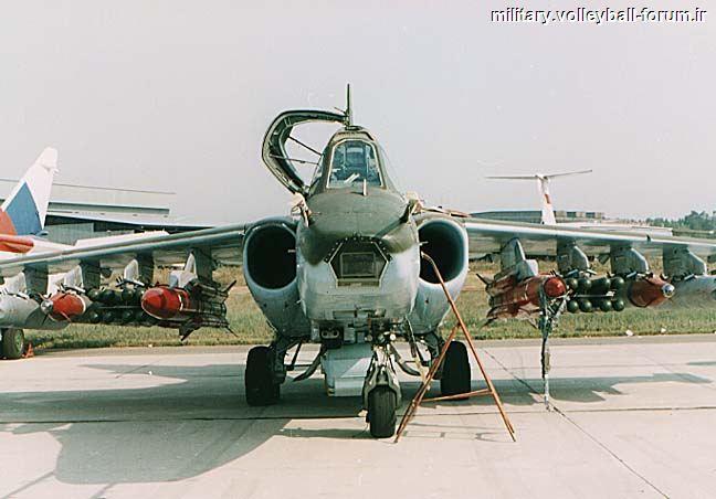 آشنایی با جنگنده ضربتی کارآمد سوخو 39 (su 39) !