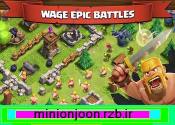 ابدیت جدید Clash of Clans