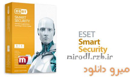 آنتی ویروس و امنیت در اینترنت ESET Smart Security 7.0.302.26