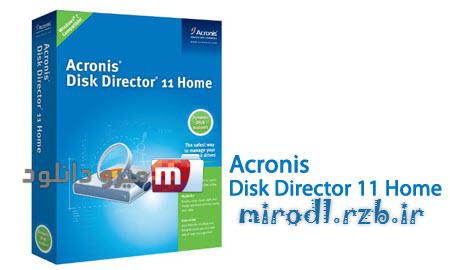 بهینه سازی هارد دیسک با نرم افزار Acronis Disk Director Home 11.0.2343 Final