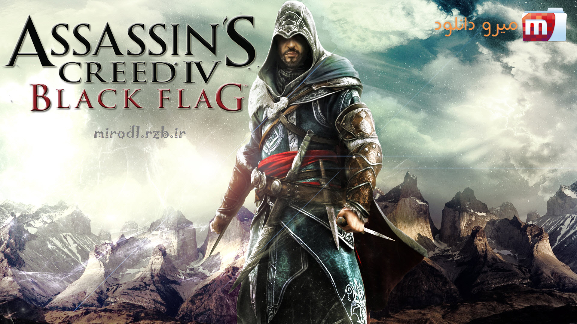 سیو 100 درصد بازی Assassin's Creed IV Black Flag