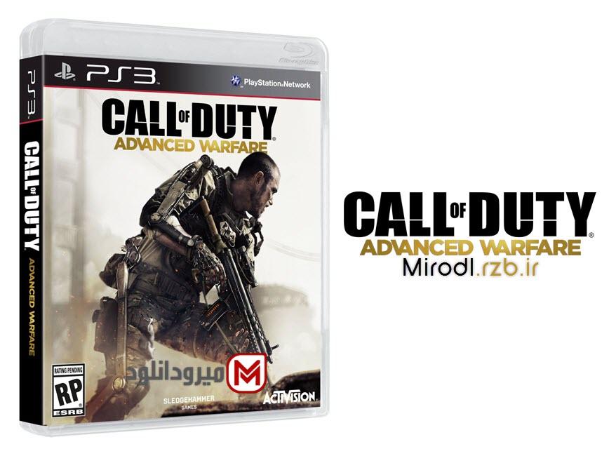 دانلود بازی Call of Duty Advanced Warfare برای PS3