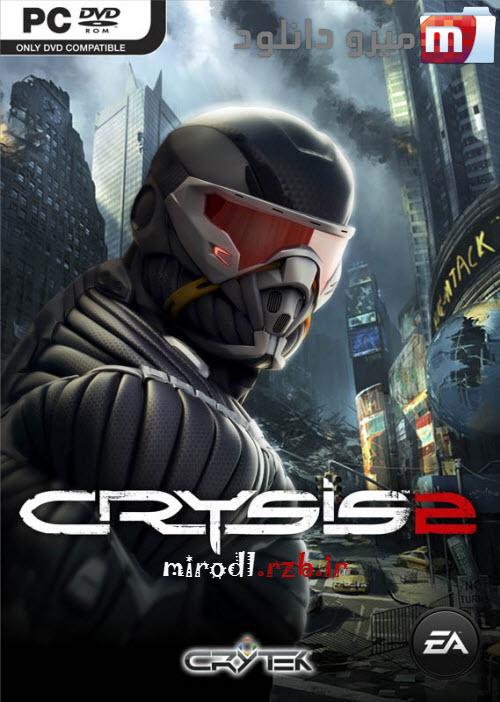 دانلود دوبله فارسی بازی کرایسیس ۲ – Crysis 2 بری PC