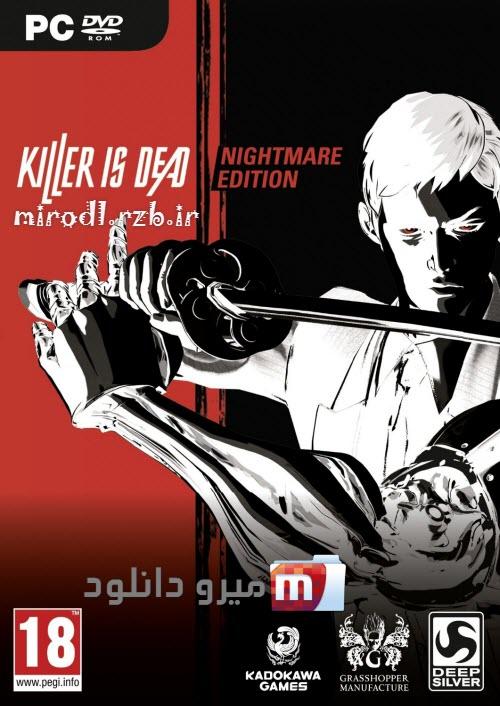 دانلود بازی Killer is Dead برای PC