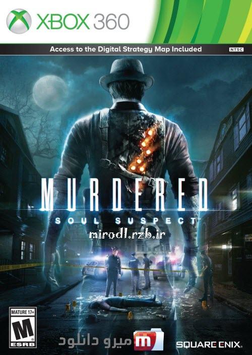 دانلود بازی Murdered Soul Suspect برای XBOX360