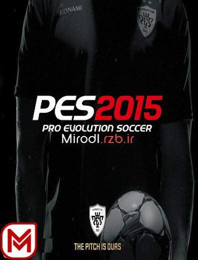 دانلود پچ جدید بازی PES 2015 با عنوان IEG Power Patch 2015 v1.0
