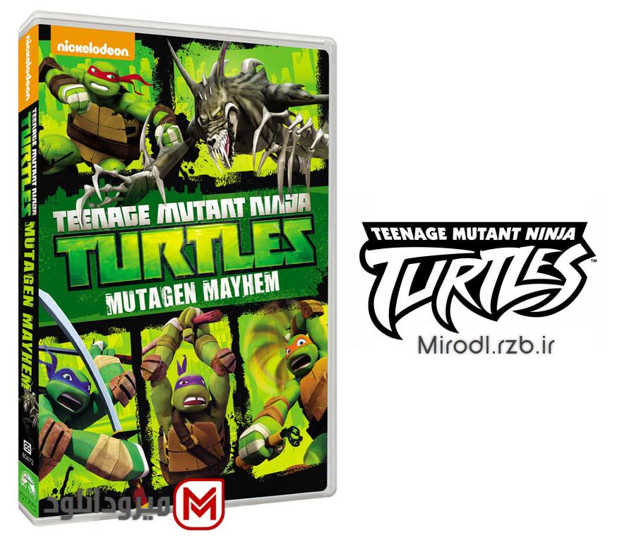دانلود فصل سوم انیمیشن لاک پشت های نینجا – Teenage Mutant Ninja Turtles Season 03 2014