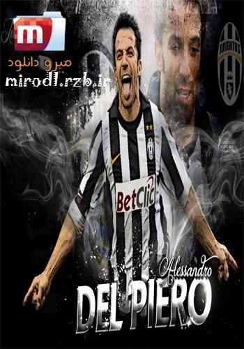 دانلود کلیپ دل پیرو The Alessandro Del Piero Film | 1993 – 2012