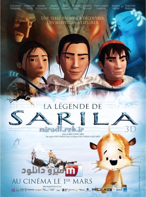 دانلود دوبله فارسی انیمیشن افسانه ساریلا – The Legend of Sarila 2013