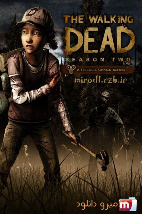 دانلود بازی The Walking Dead Season 2 Episode 3 برای PC
