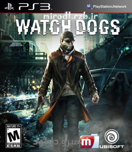 دانلود بازی Watch Dogs برای PS3