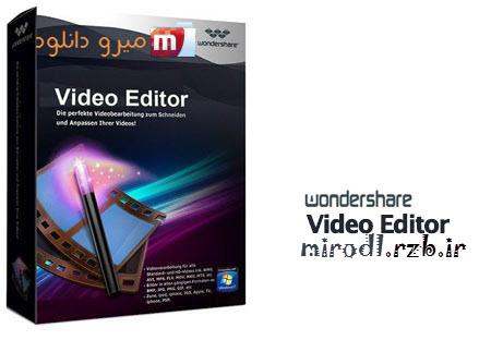 ویرایش فایل های ویدئویی با Wondershare Video Editor 3.6.0.2