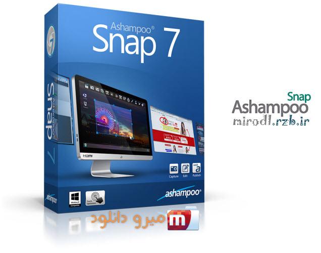 Ashampoo Snap 7.0.6